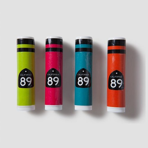 California 89 CA89 Lip Balm