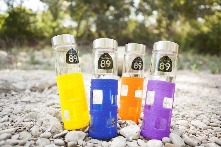 California 89 CA89 Water Bottle