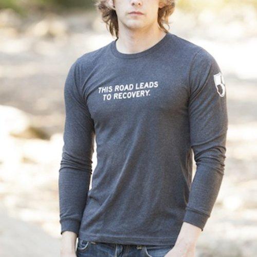Men's Tshirt High Five Foundation Men's Long Sleeve Tee