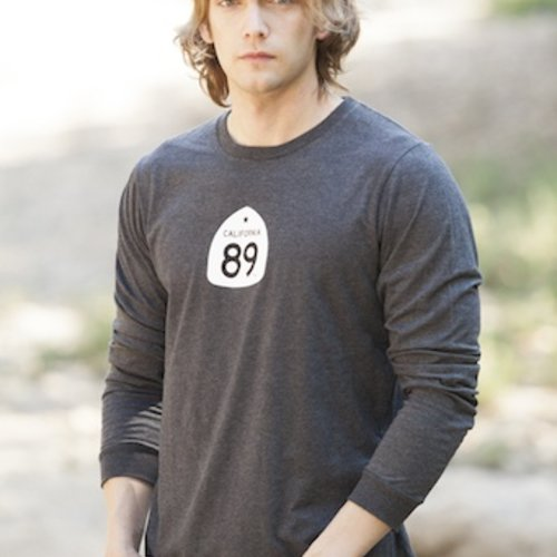 California 89 Ski Boot Long Sleeve Men's Tee