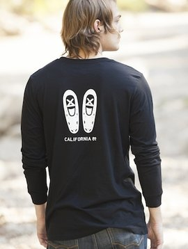 Men's Long Sleeve Tee Snowshoe Long Sleeve Men's Tee