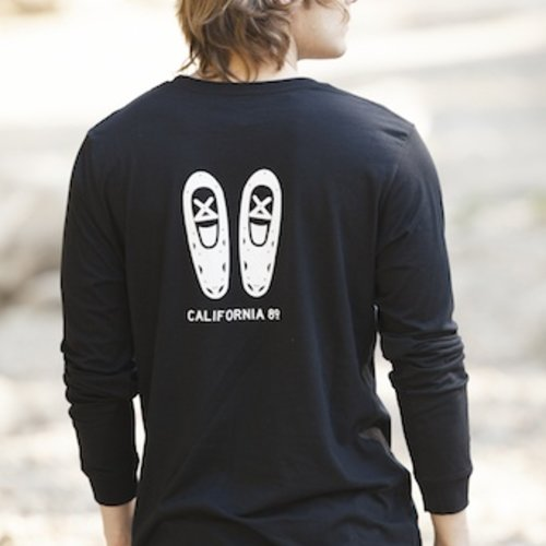 California 89 Snowshoe Long Sleeve Men's Tee
