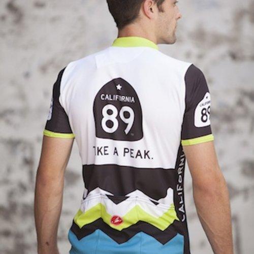 California 89 Mountain Design Men's Castelli  Bike Jersey