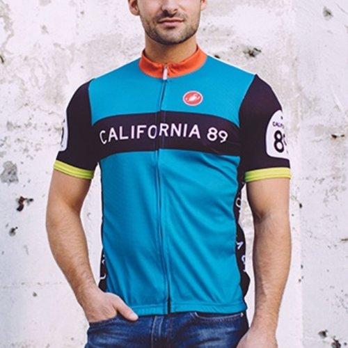 94e607279 California 89 Original Men s Castelli Bike Jersey · California 89 Original  Men s Castelli Bike Jersey