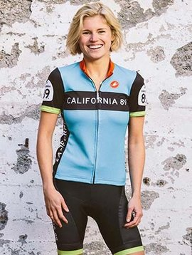 California 89 Castelli Women's Original Bike Jersey