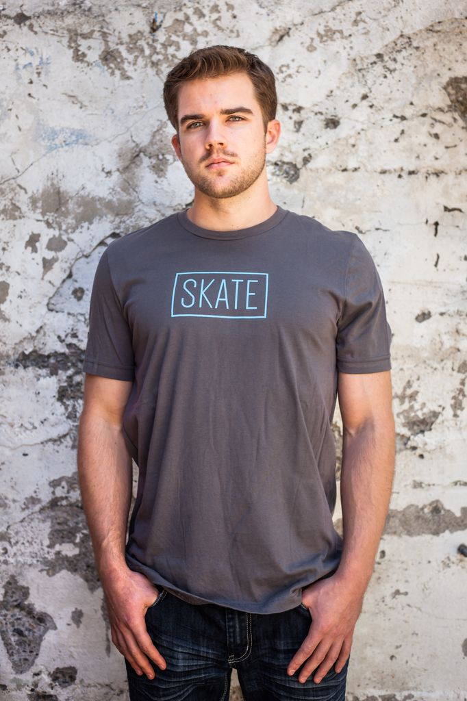 California 89 SKATE Men's Tee
