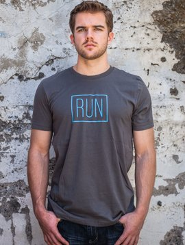 California 89 Men's Short Sleeve Run Tee