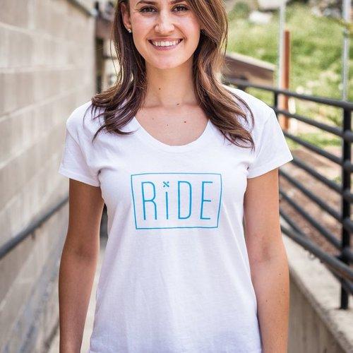 California 89 Ride Road Trip Women's Tee
