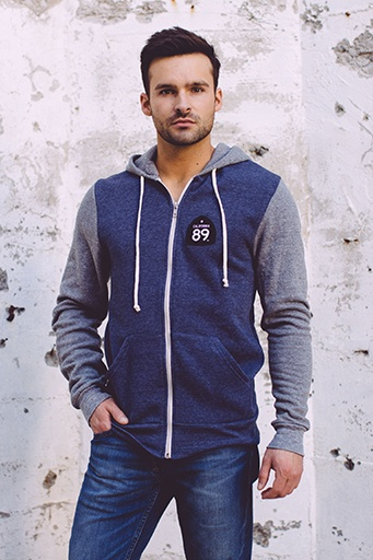 Unisex Sweatshirts Unisex Zip Up Hoodie