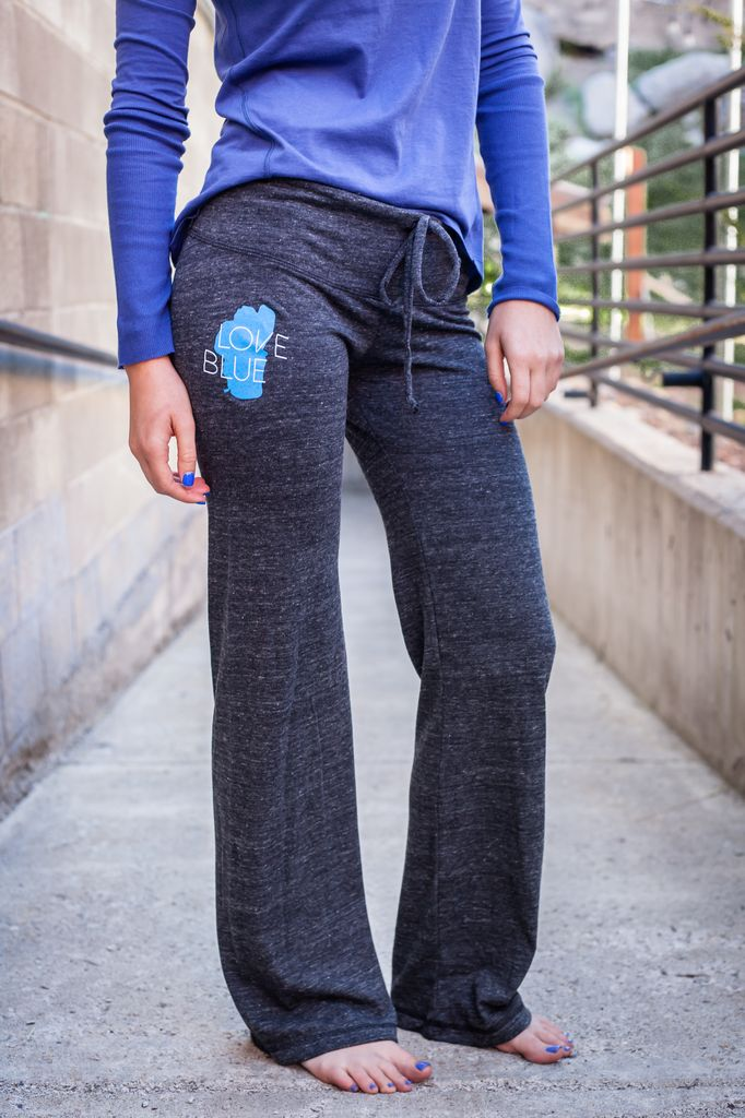 California 89 Love Blue Women's Sweatpants