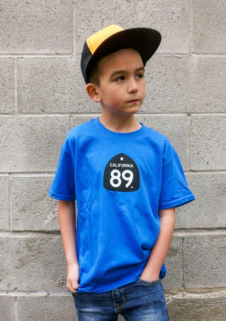 California 89 Gondola Kid's Tee