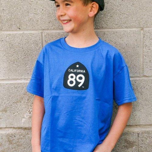 Kid's T-Shirts Kid's Bicycle Graphic Tee