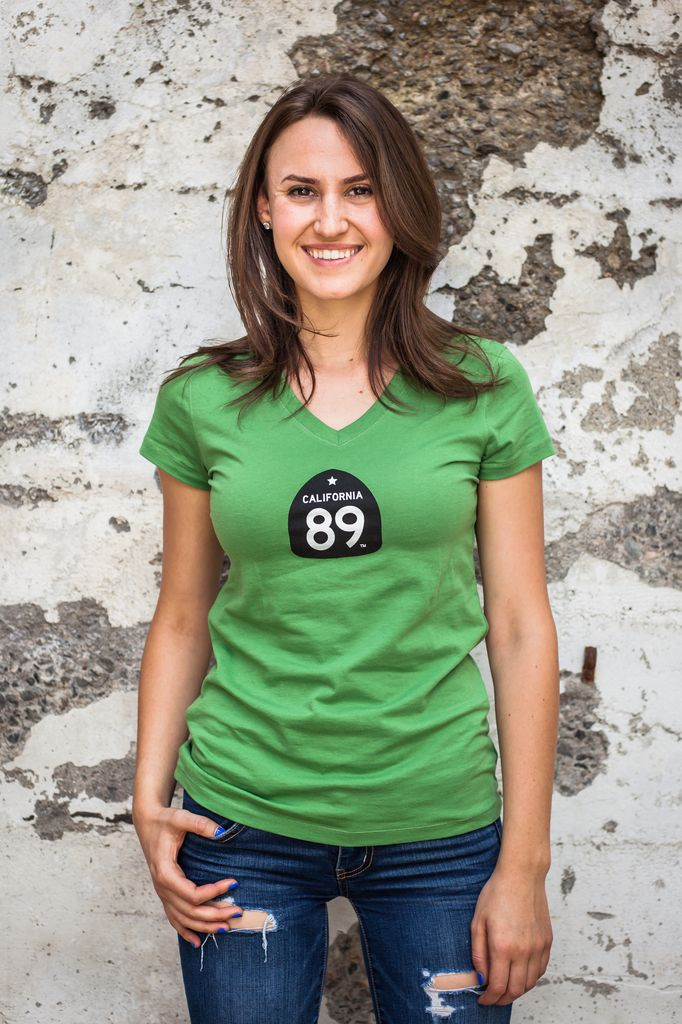 California 89 Paddleboard Women's V-Neck Tee