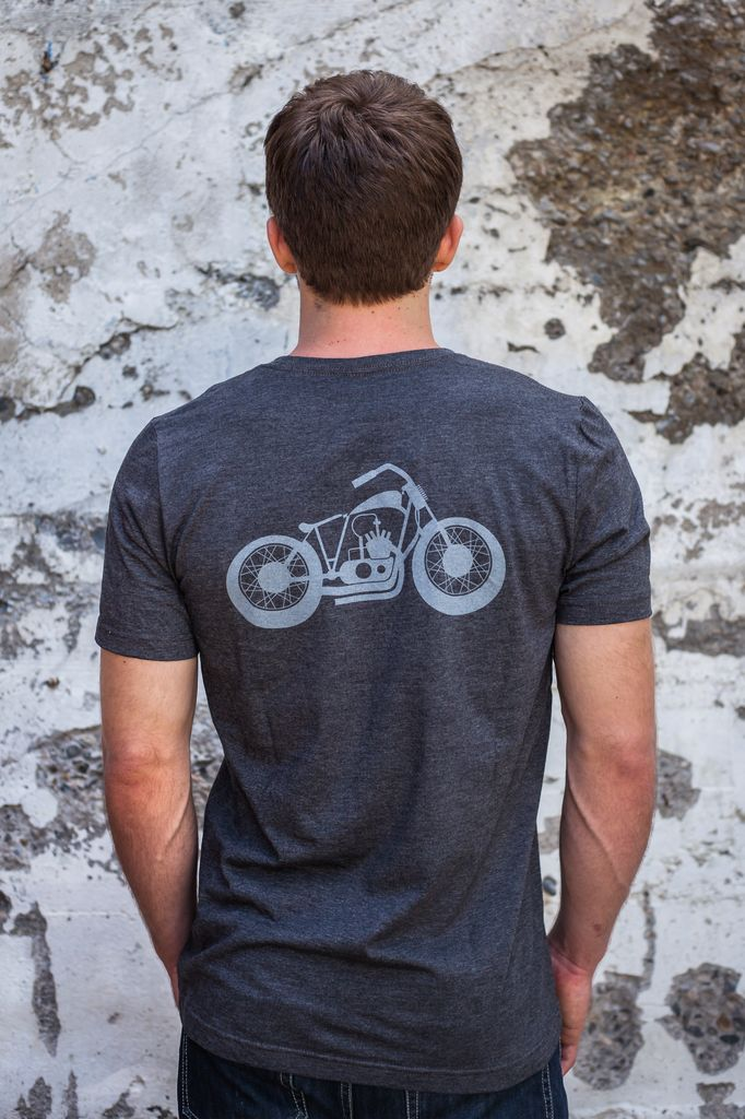 California 89 Motorcycle Men's Tee