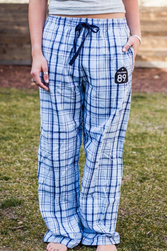 California 89 Women's Pajama Pants