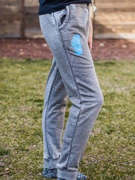 California 89 Women's Zen Jogger Sweatpant, love blue
