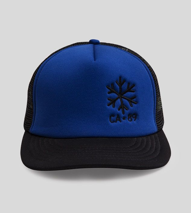 451fbc7d6c0 Snowflake Trucker Hat - California 89