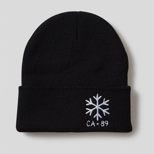 Hats Snowflake Flap Beanie
