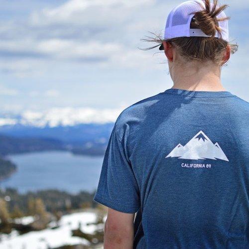Men's Tshirt Mountains Are Calling Men's Tee