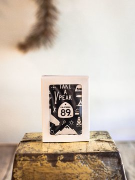 California 89 Graphic Playing cards