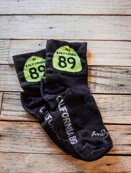 Sock Guy California 89 Sock Guy Bike Socks