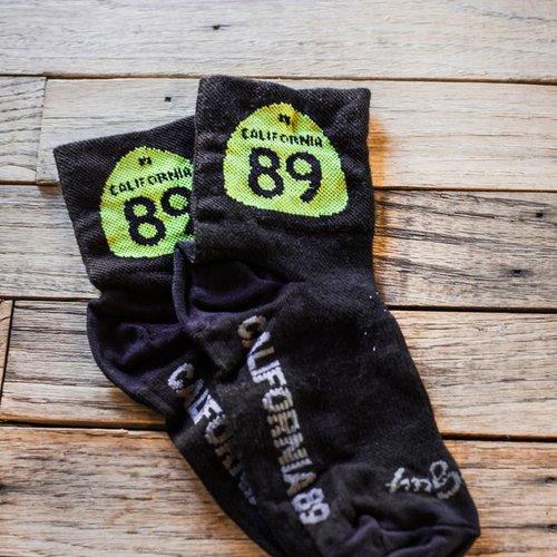 California 89 California 89 Sock Guy Bike Socks