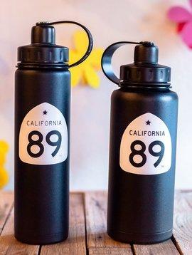 California 89 Eco Vessel Water Bottle 24 oz