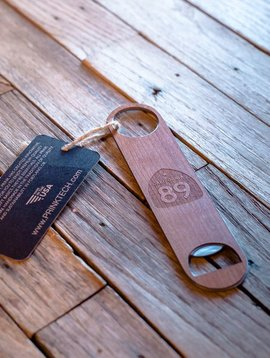 California 89 California 89 Wooden Bottle Opener