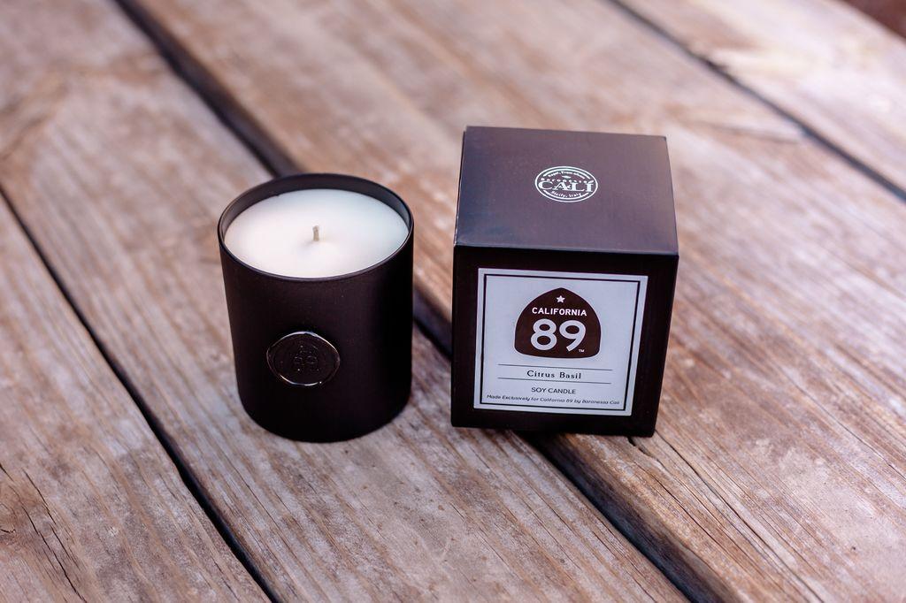 Candles CA89 Custom Candle