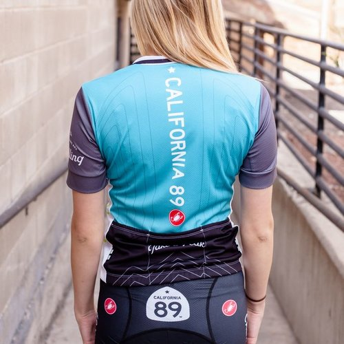 California 89 Mountains are Calling Women's Castelli Bike Jersey