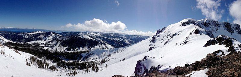 Where to Ski at Squaw When the Weather Isn't Cooperating