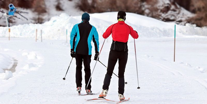 Top Lake Tahoe Cross Country Ski & Snowshoe Trails for Spring