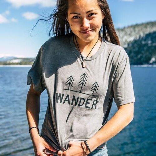 California 89 Women's Wander Tee