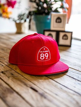California 89 Youth  Flattop Hats CA89