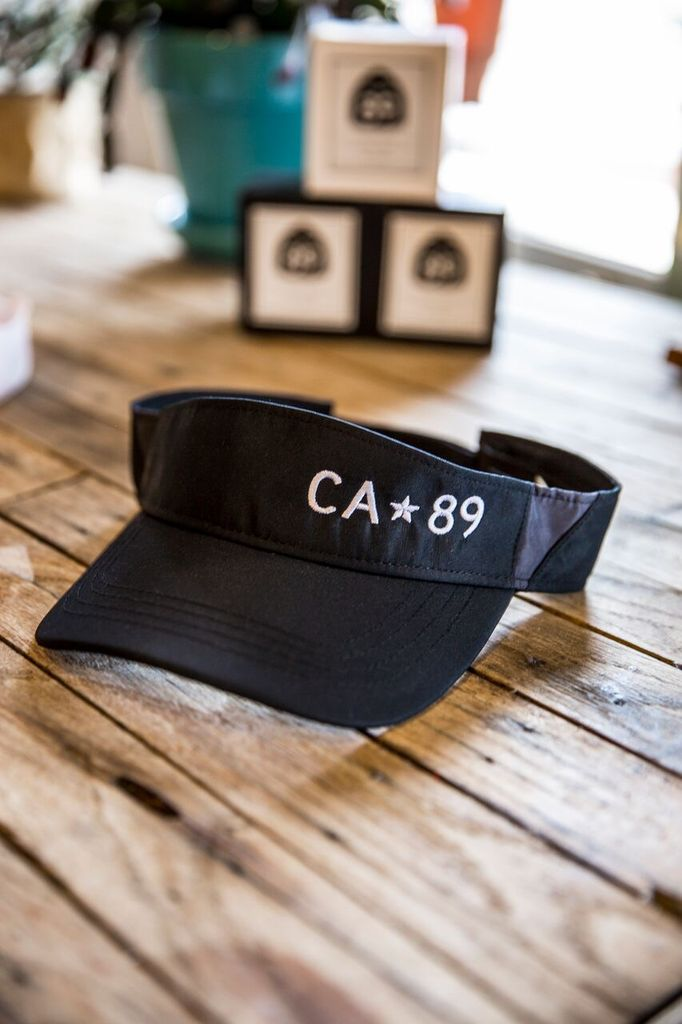 California 89 CA89 Visor