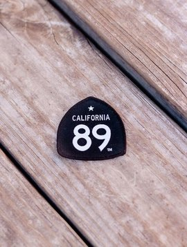 California 89 CA89 Patches