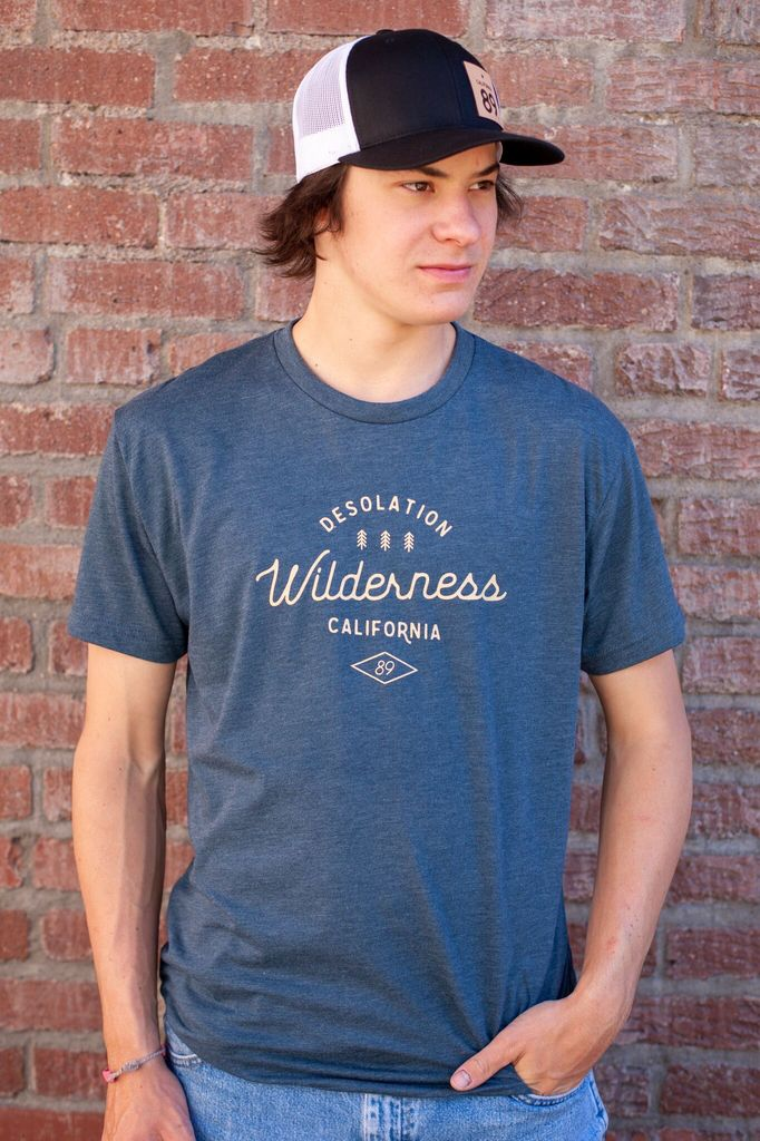 California 89 Men's Desolation Wilderness Tee