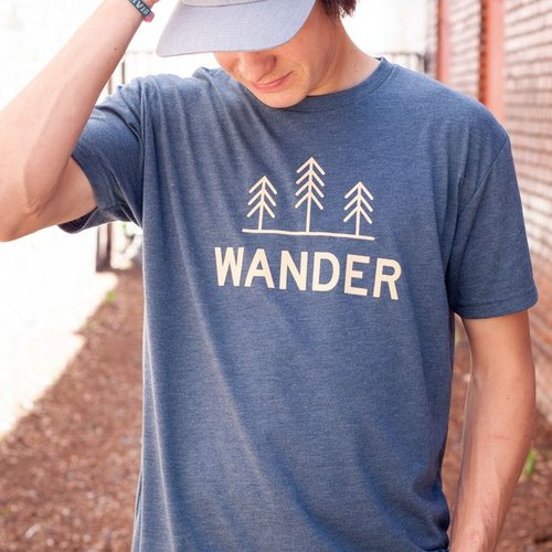 California 89 Wander Men's Tee