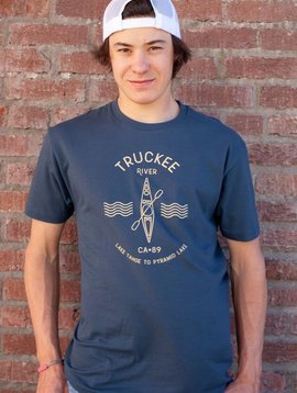 California 89 Men's Truckee River Tee