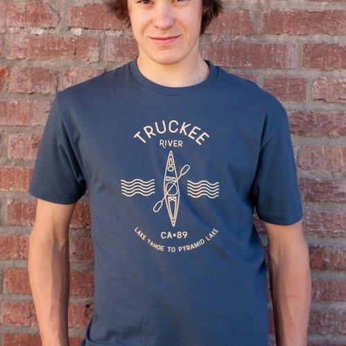 California 89 Men's Truckee River Tee