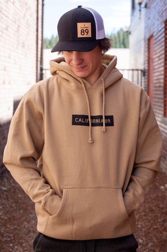 California 89 California 89 Unisex Hoodie