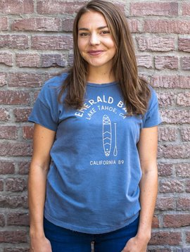 California 89 Women's Emerald Bay Tee