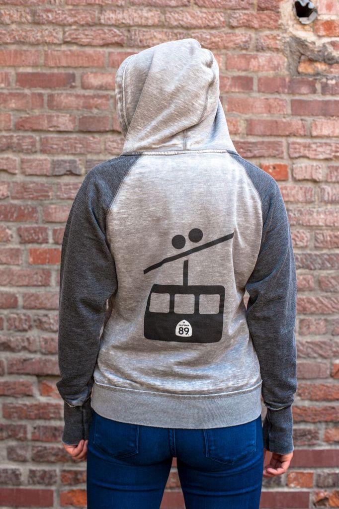 California 89 Zen J America Gondola Women's Pullover