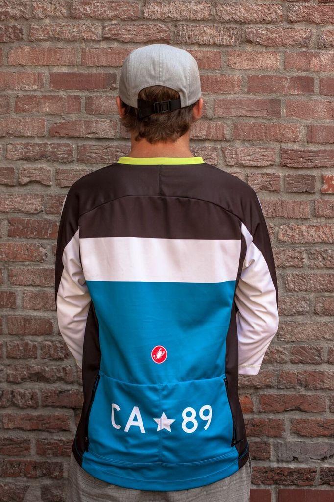 Bike apparel  Mountain Unisex Castelli Bike Jersey