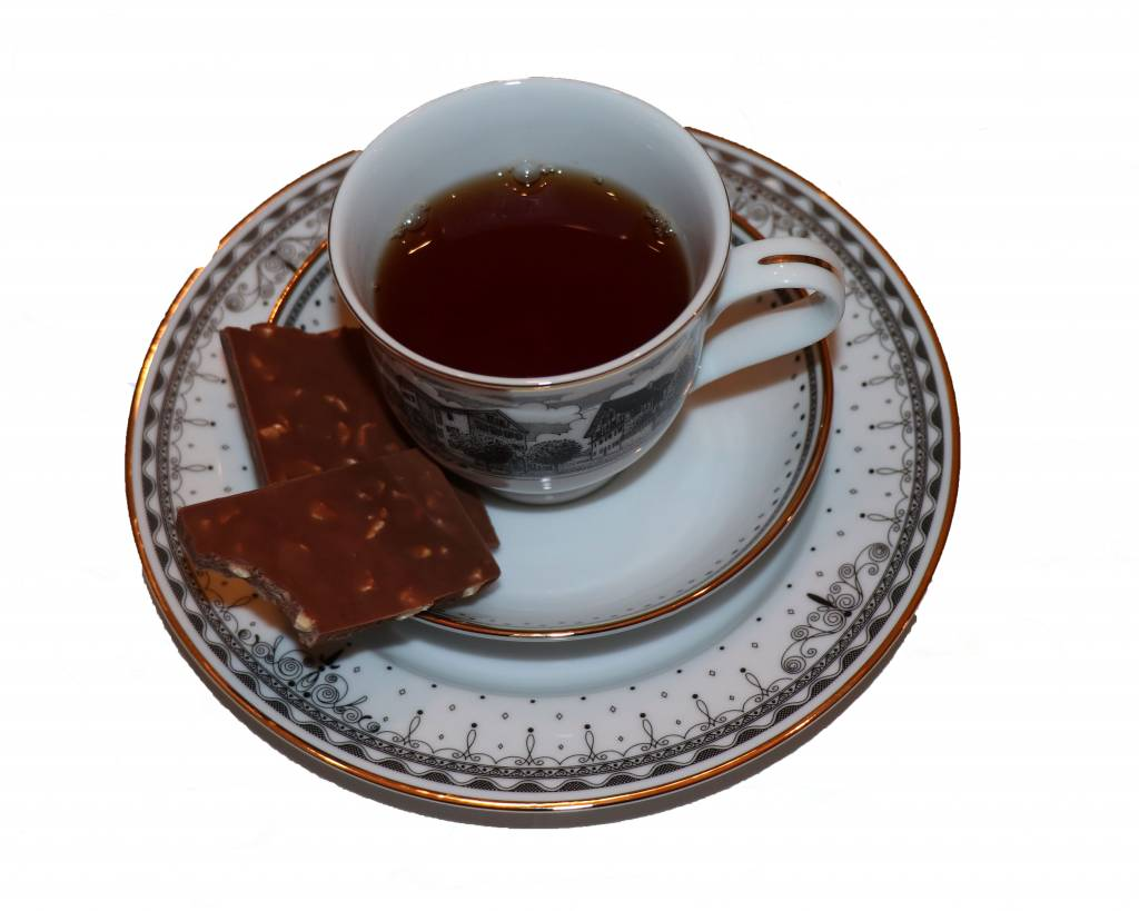 Service Tea and Chocolate Pairing