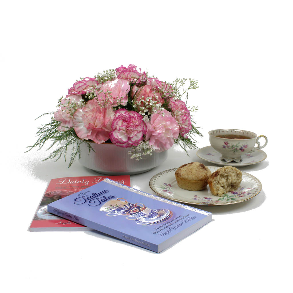 """Service Tea & Topic Reservation for """"Angela Websterl"""" on August 3, 2019"""