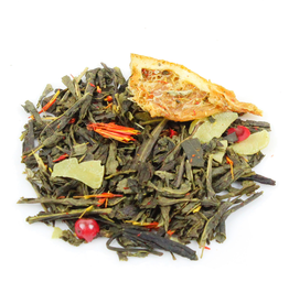 Teas Oh, Christmas Tree Green Tea Flavored
