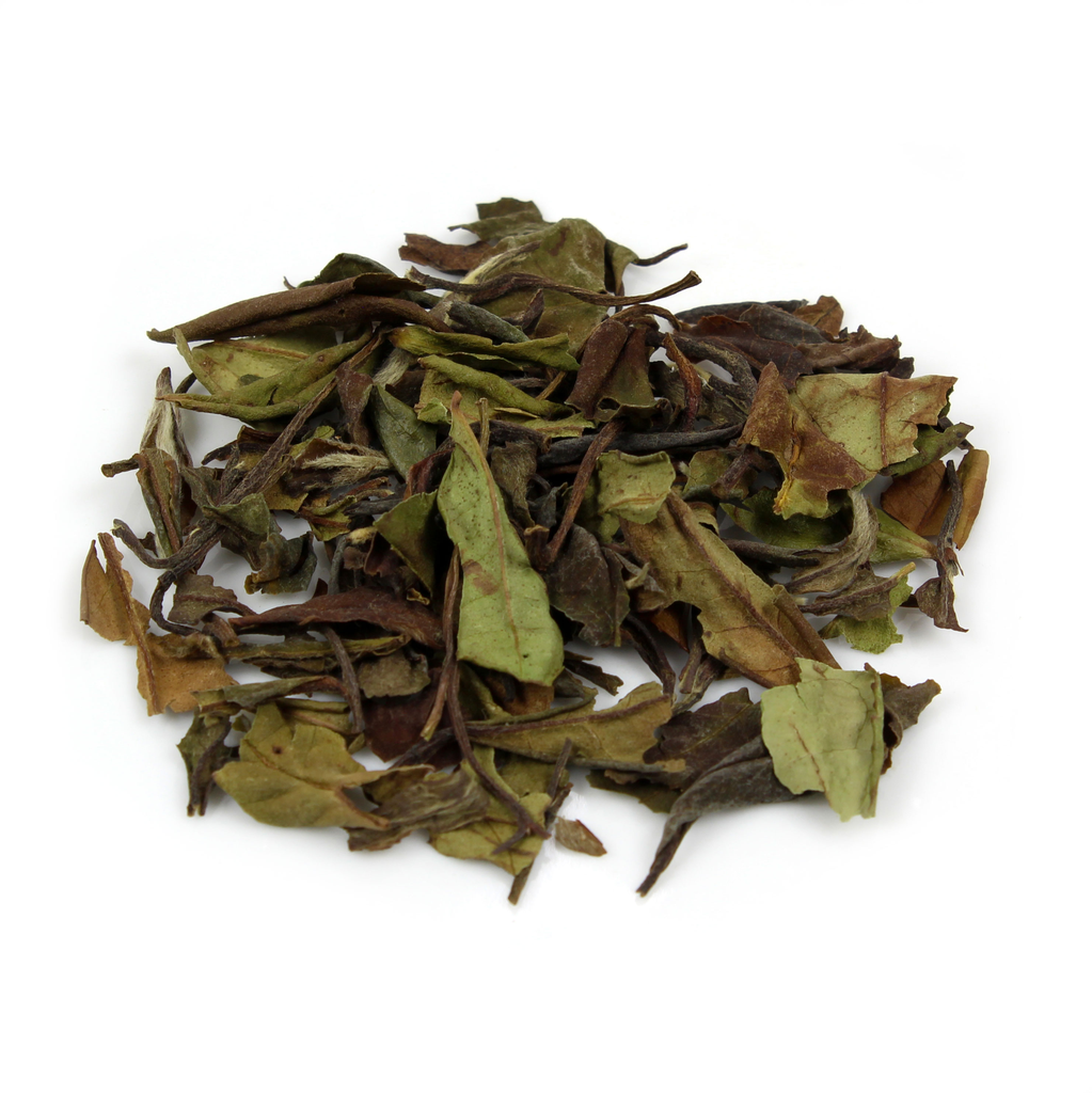 Teas Pai-Mu-Tan Loose Organic White Tea Medium Bag