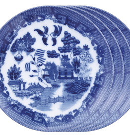 Tea products Plate Blue Willow