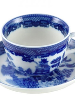 Tea products Cup and Saucer Blue Willow